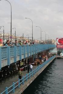 Мост над ЧАЙной через ЗолотойРог