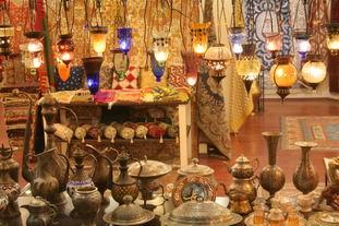 На ЧАЙном рынке в Стамбуле