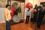 Ван Хуафань и китайские костюмы