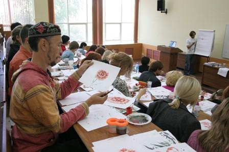 ФархатДжа семинар У-Син