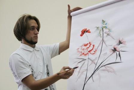 Андрей Щербаков автор методики рисования У-Син