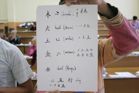 пять элементов У-Син