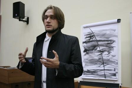 Тема семинара Живописи У-Син как создать настроение