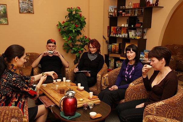 Чайная церемония в Красноусольске