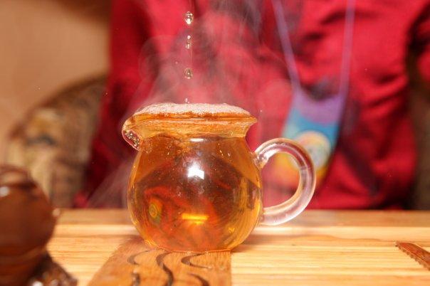 Чай- напиток бессмертных