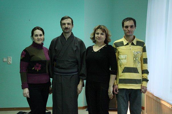 ученики школы ГунФуЧа.Ру
