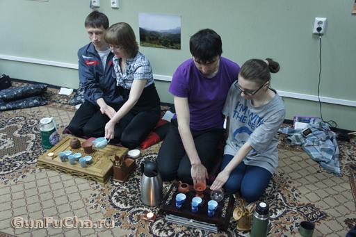 Чайный фестиваль. Тюмень