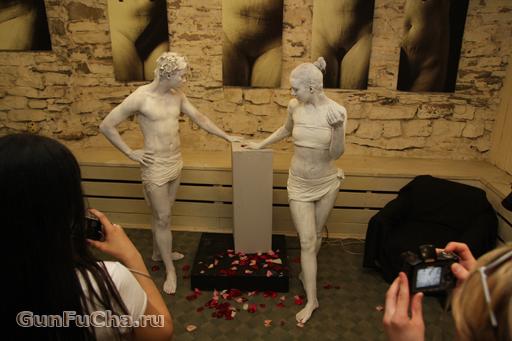 Ночь музеев 2011 Чайный клуб 05